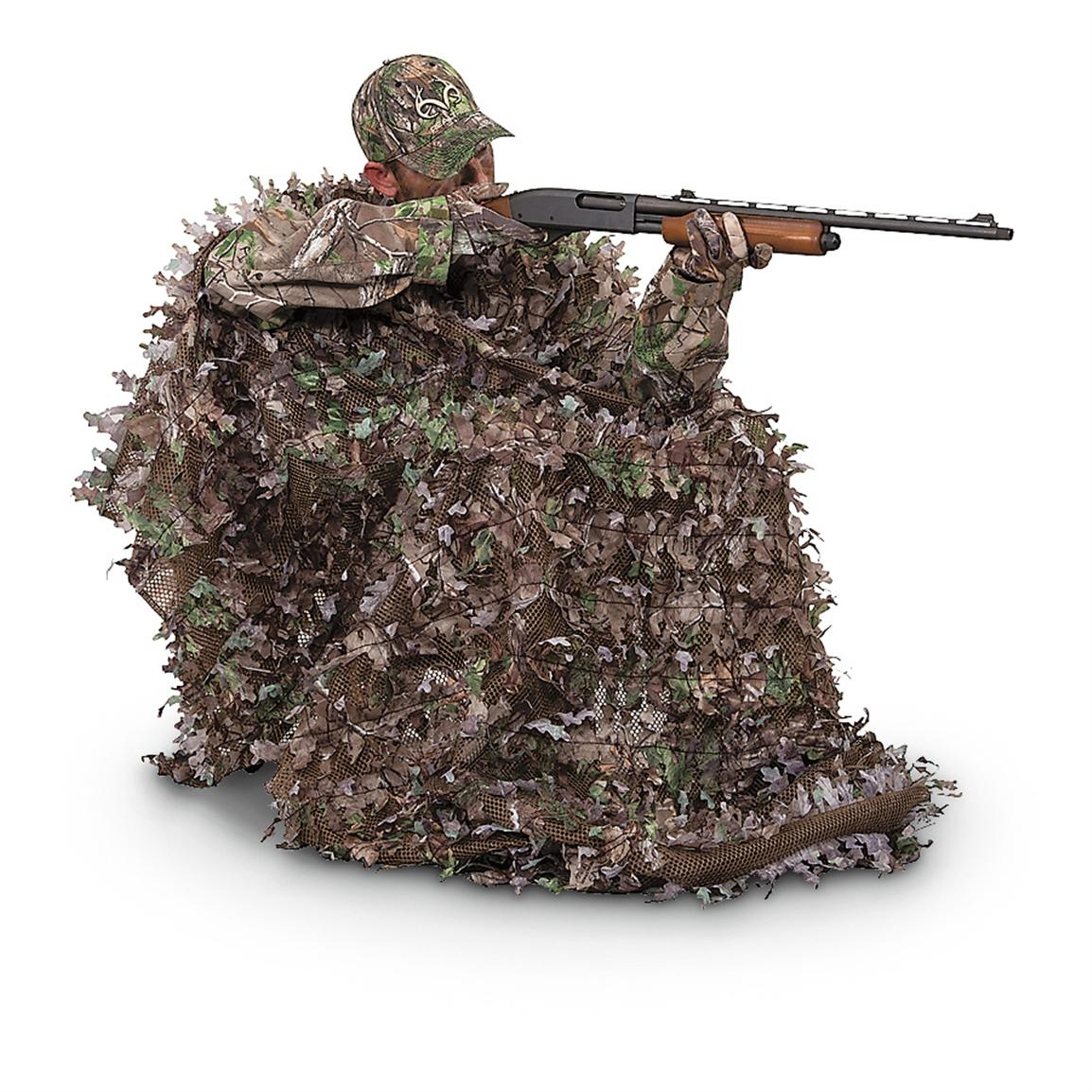 3D Chair and Cover System, Realtree AP • 200-lb. capacity