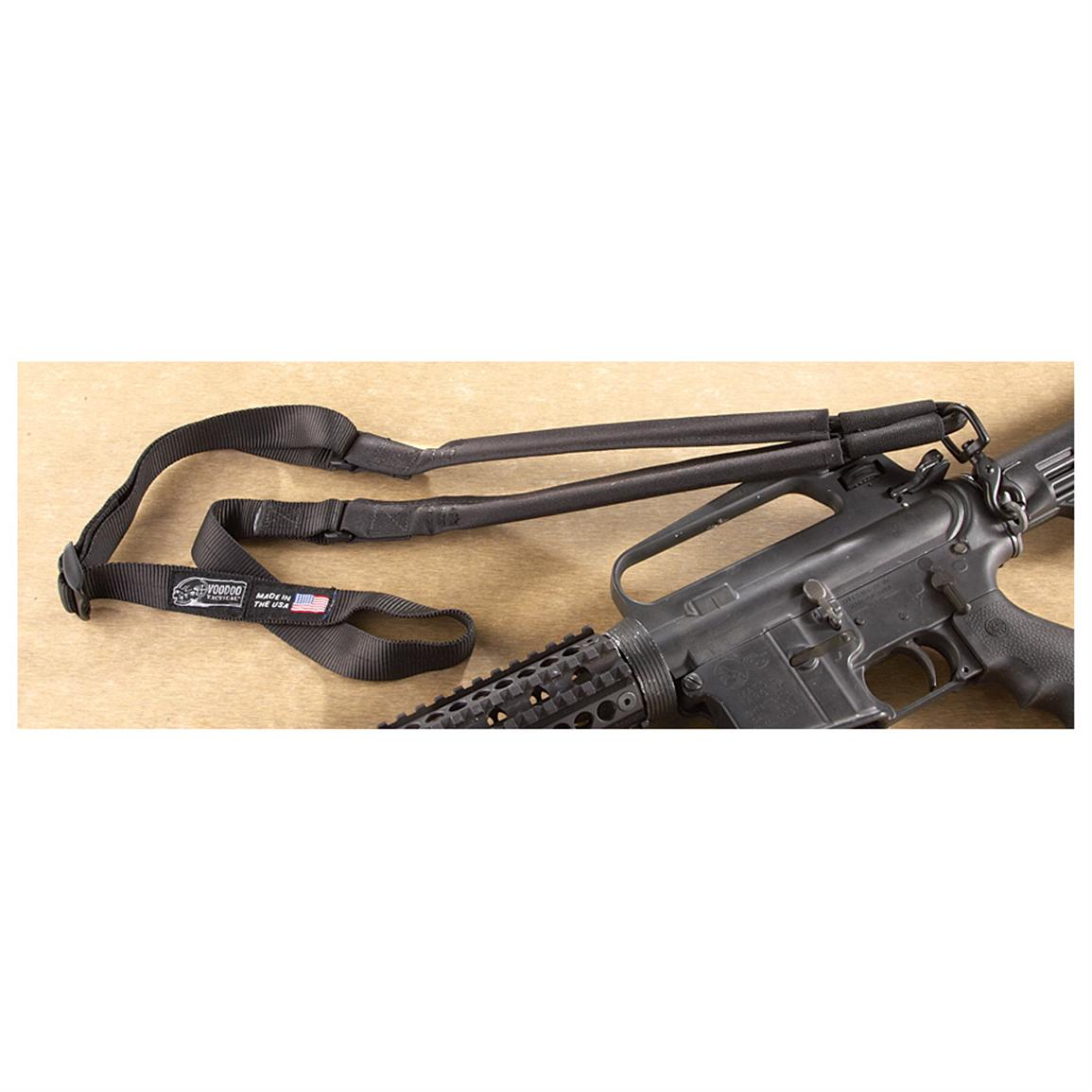 Voodoo Tactical™ Zombie Single-point Sling, Black