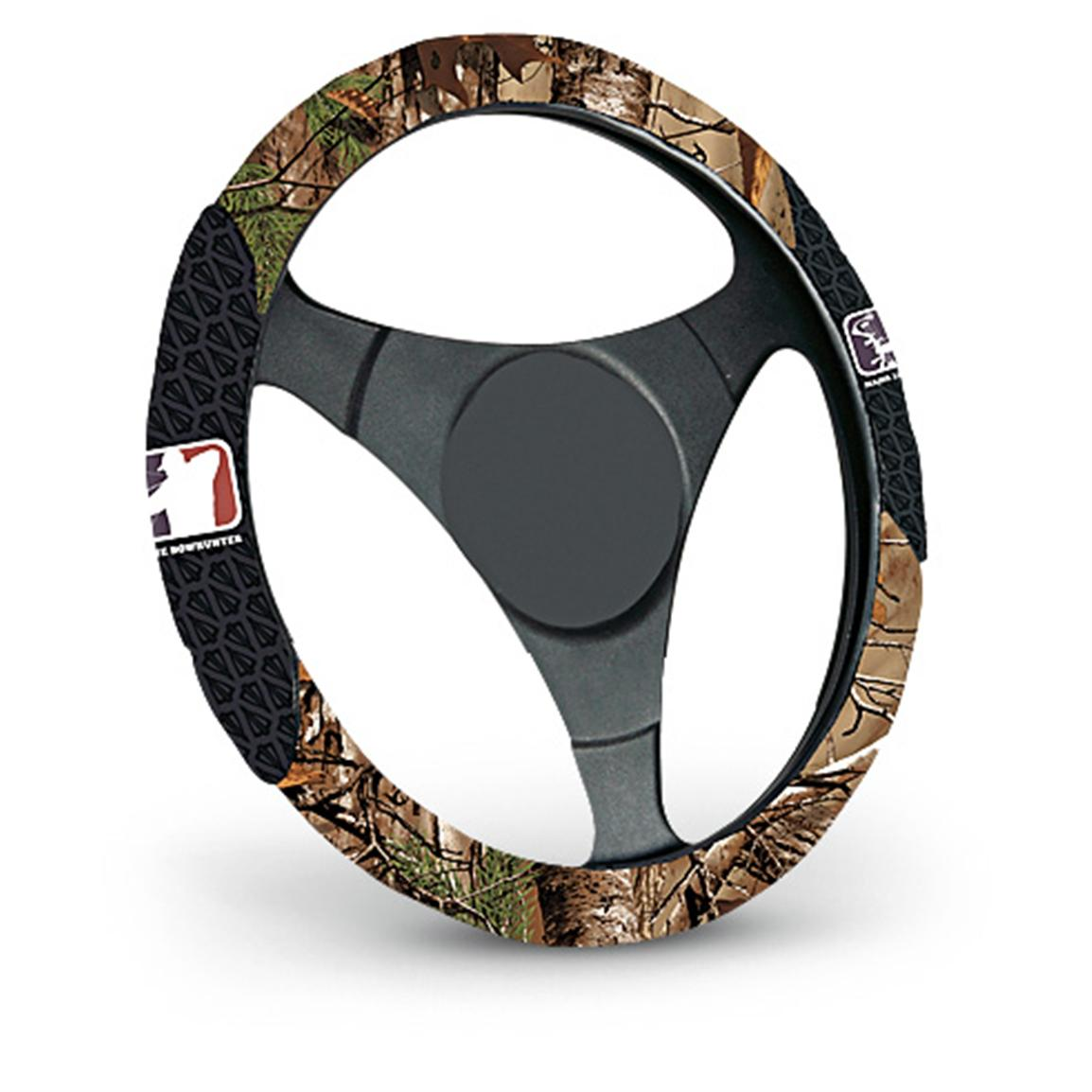 Universal Steering Wheel Cover, MLB Bow Hunter