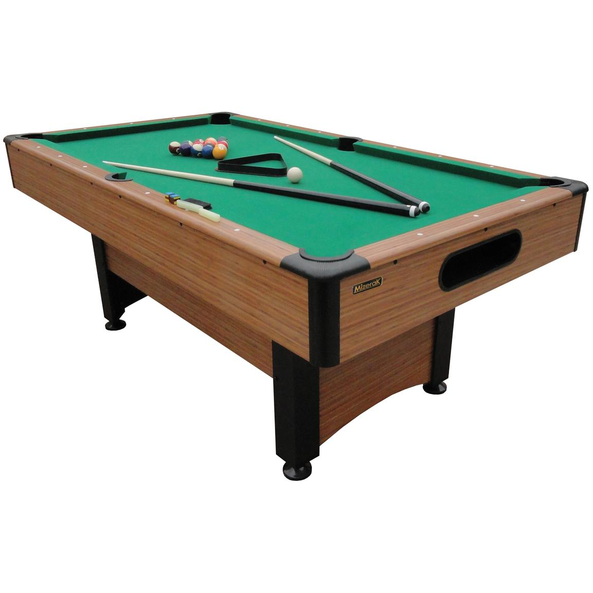 Mizerak dynasty space saver 6 1 2 39 pool table 293858 for 10 foot billiard table