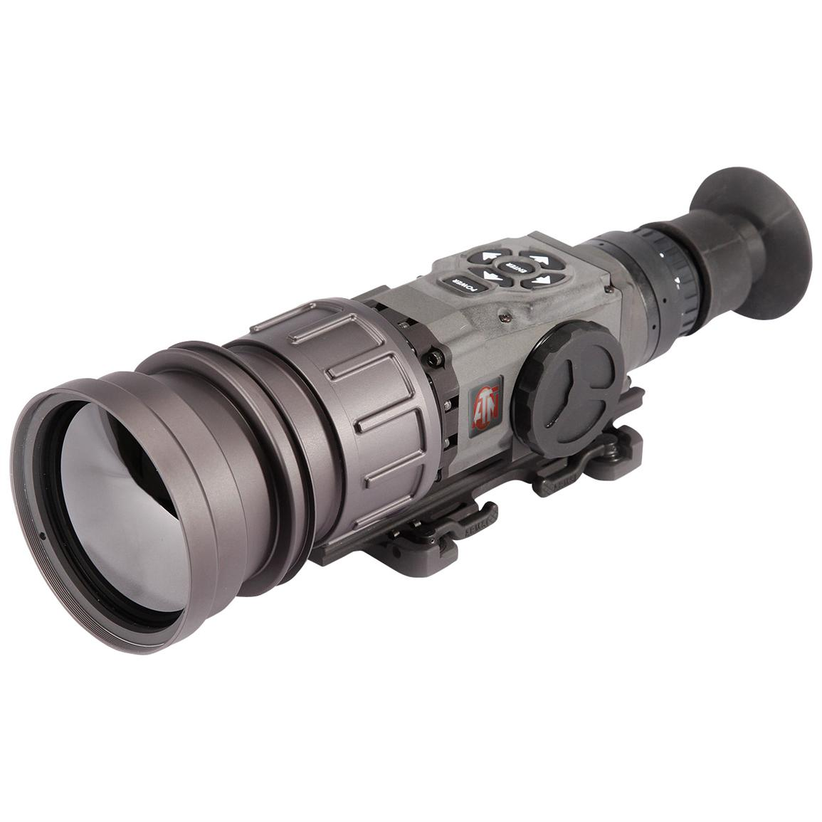 ATN® ThOR 320-9X (30 Hz) Thermal Weapon Sight
