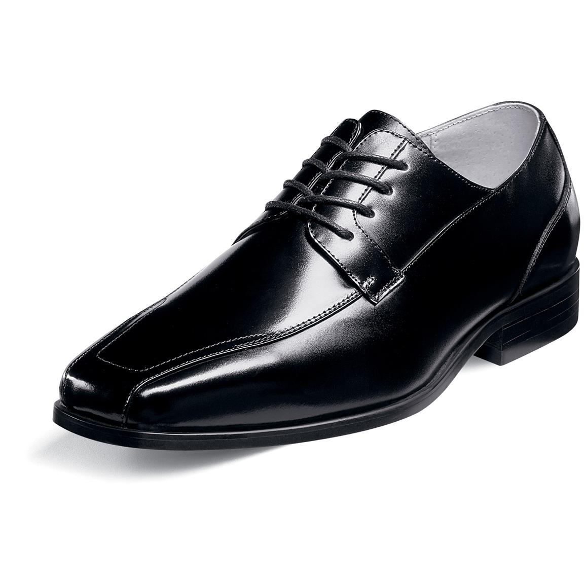 Men's Stacy Adams® Hobart Oxford Dress Shoes, Black