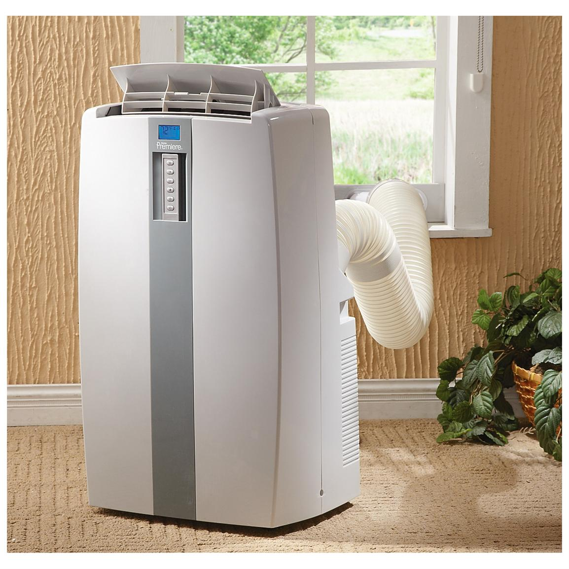 Danby® 13,000 BTU Portable Air Conditioner (Factory Refurbished) - 294354, Air Conditioners ...