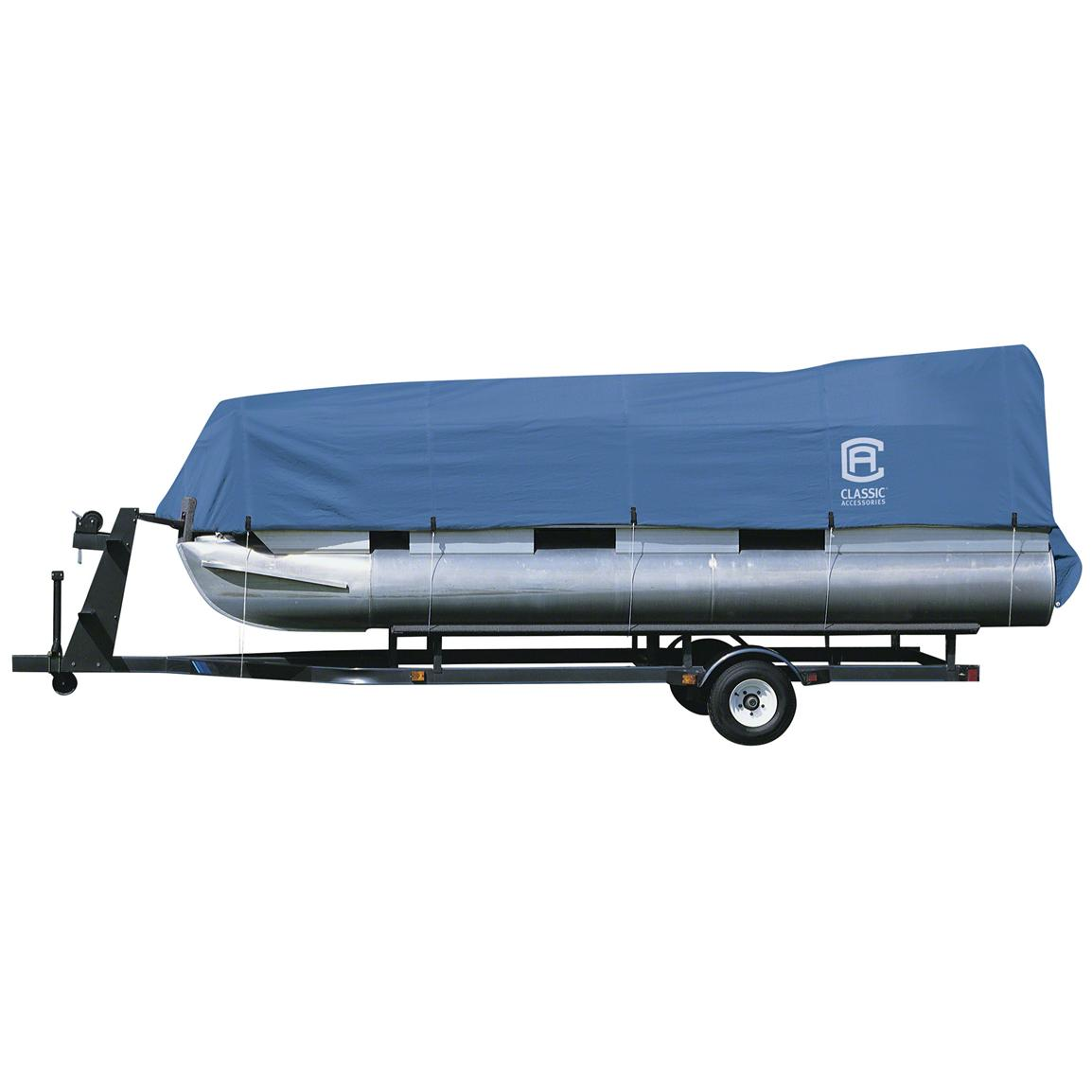 Classic Accessories® Stellex™ Pontoon Boat Cover