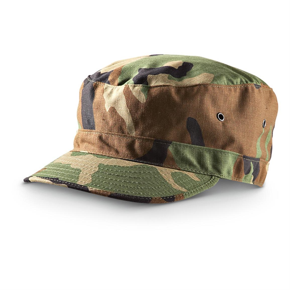 2 HQ ISSUE™ Military-style BDU Combat Hats