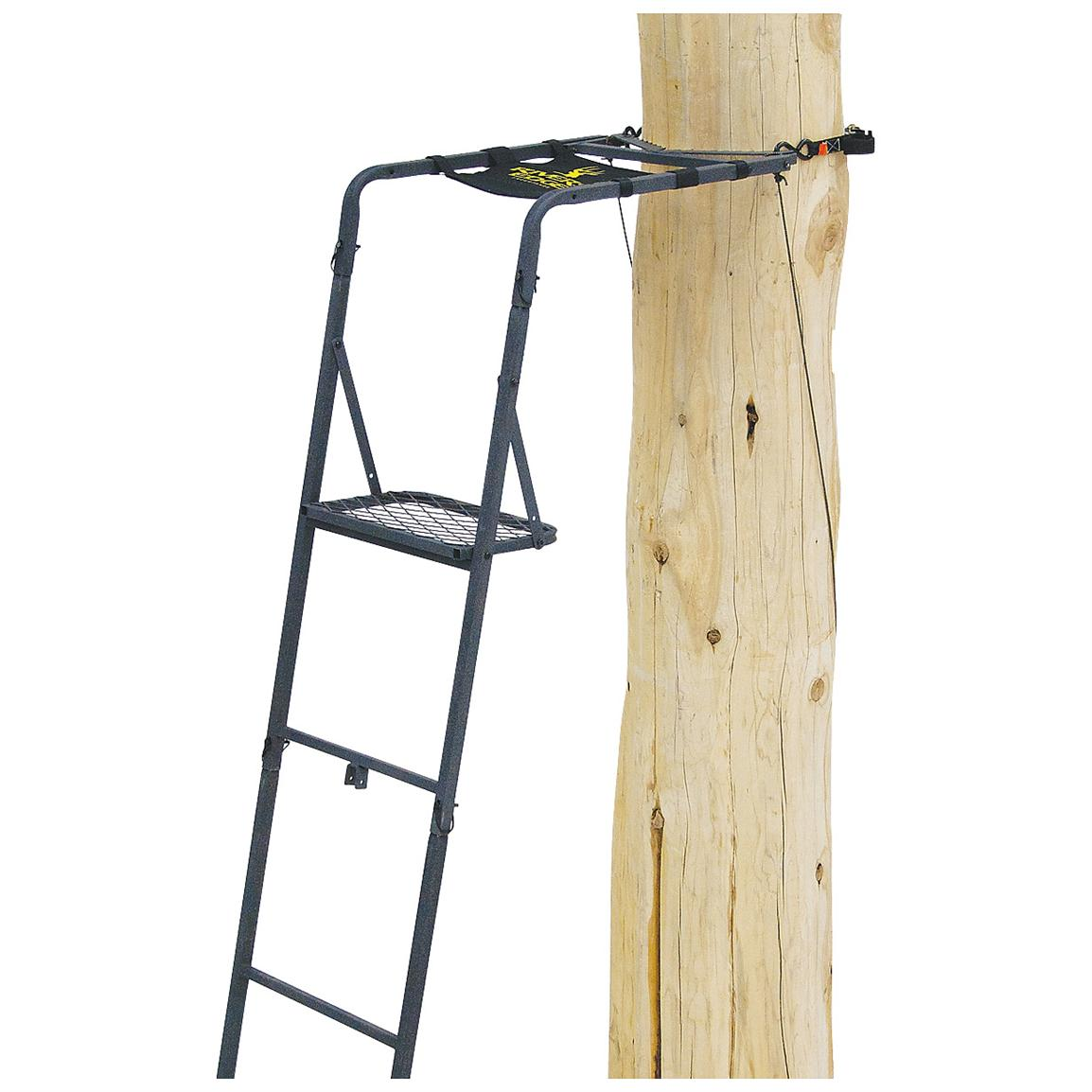 Rivers Edge® 13 foot Pack-n-Stack™ Ladder Tree Stand