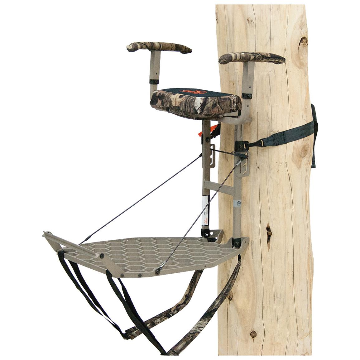 Leverage™ Hang-on Deluxe Tree Stand