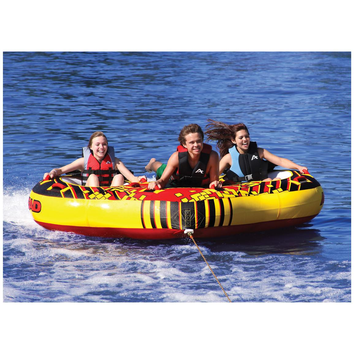 Airhead® Transformer 3-rider Towable Tube