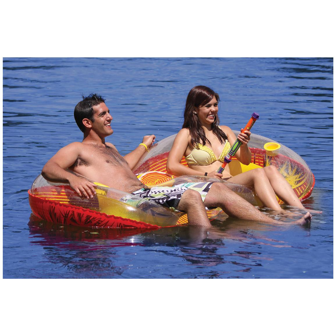 Airhead® EZ Breeze Duo Pool Lounger