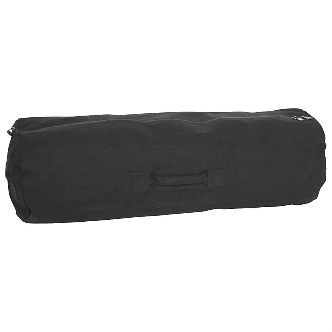 Fox Outdoor™ GI-style Duffel Bag, Black