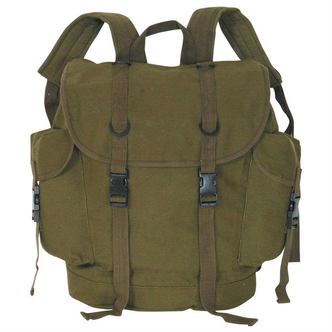 Fox Outdoor™ German Military-style Alpine Backpack - 296524 ...