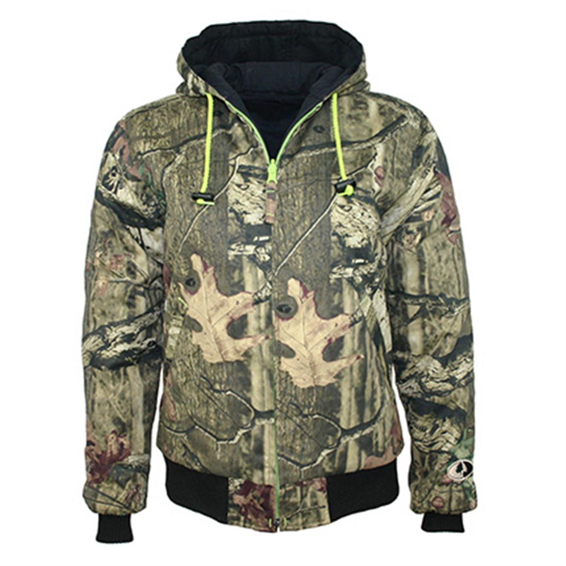 Women's Walls® Thinsulate™ Insulation Reversible Hooded Jacket, Camo Side