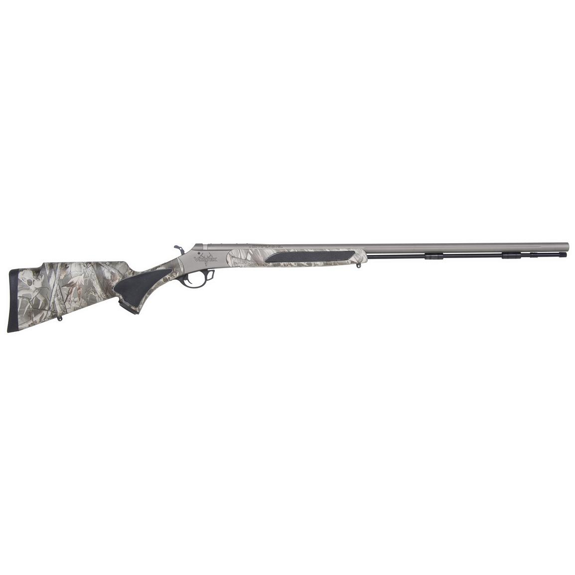 Traditions® Vortek™ Ultralight LDR .50 cal. Black Powder Rifle with Scope Package