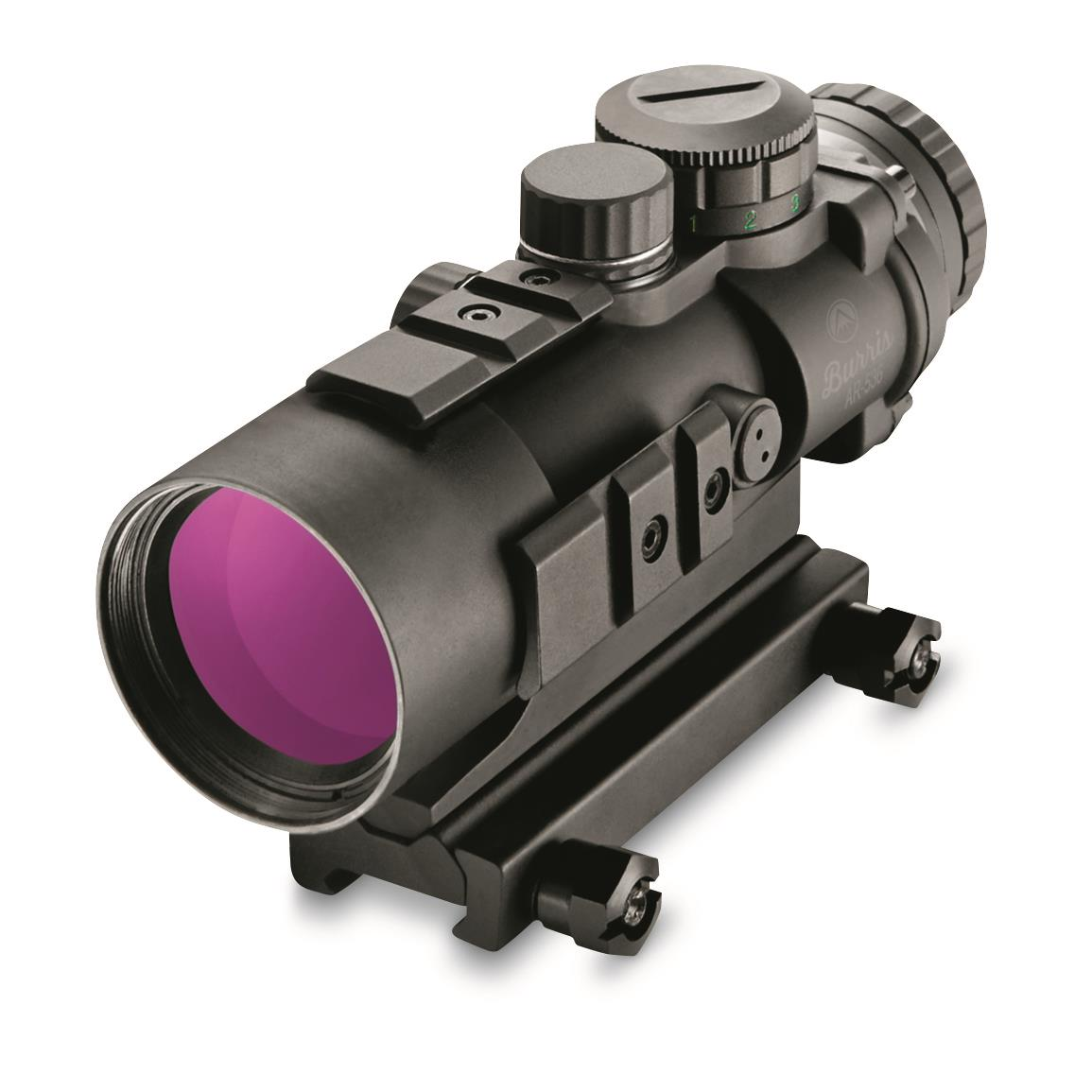 Burris AR-536, 5X, Ballistic CQ, Rifle Sight