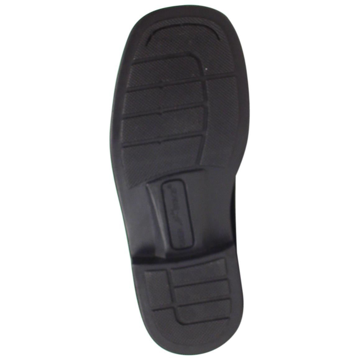 Sturdy TPR outsole for stability and traction