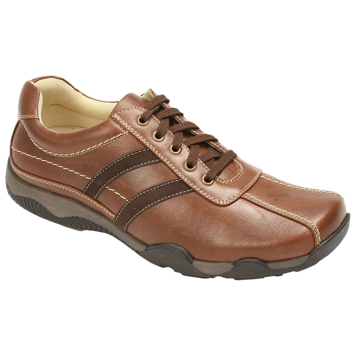 Men's Sport Stags™ Pager Casual Shoes, Brown - 297320, Casual ...