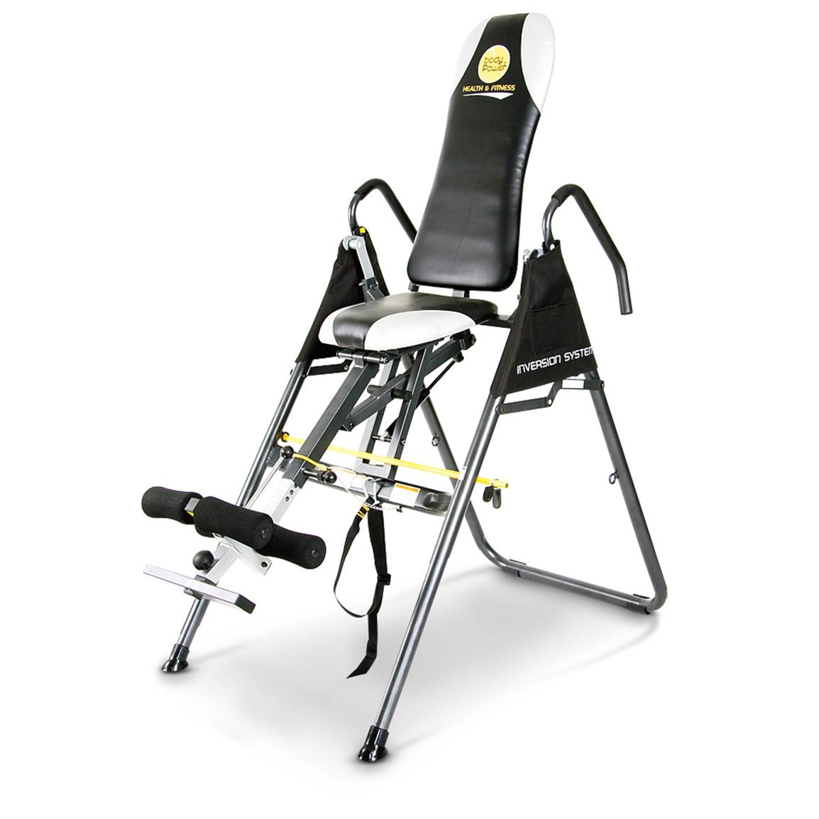 Chair-style Inversion System