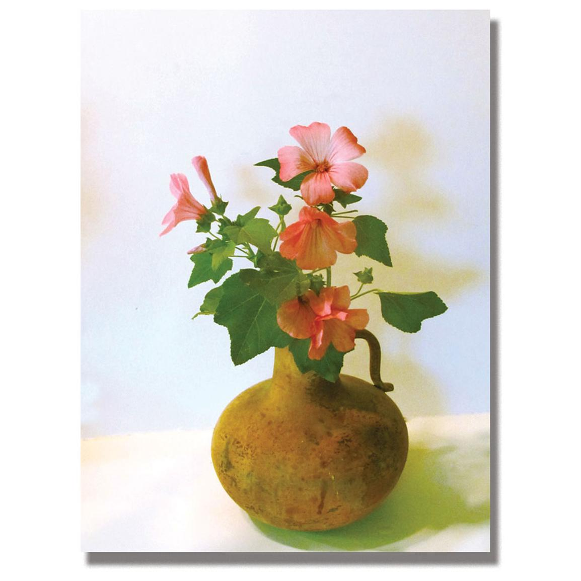 """Vintage Flower"" Canvas Wall Art by Kathie McCurdy"