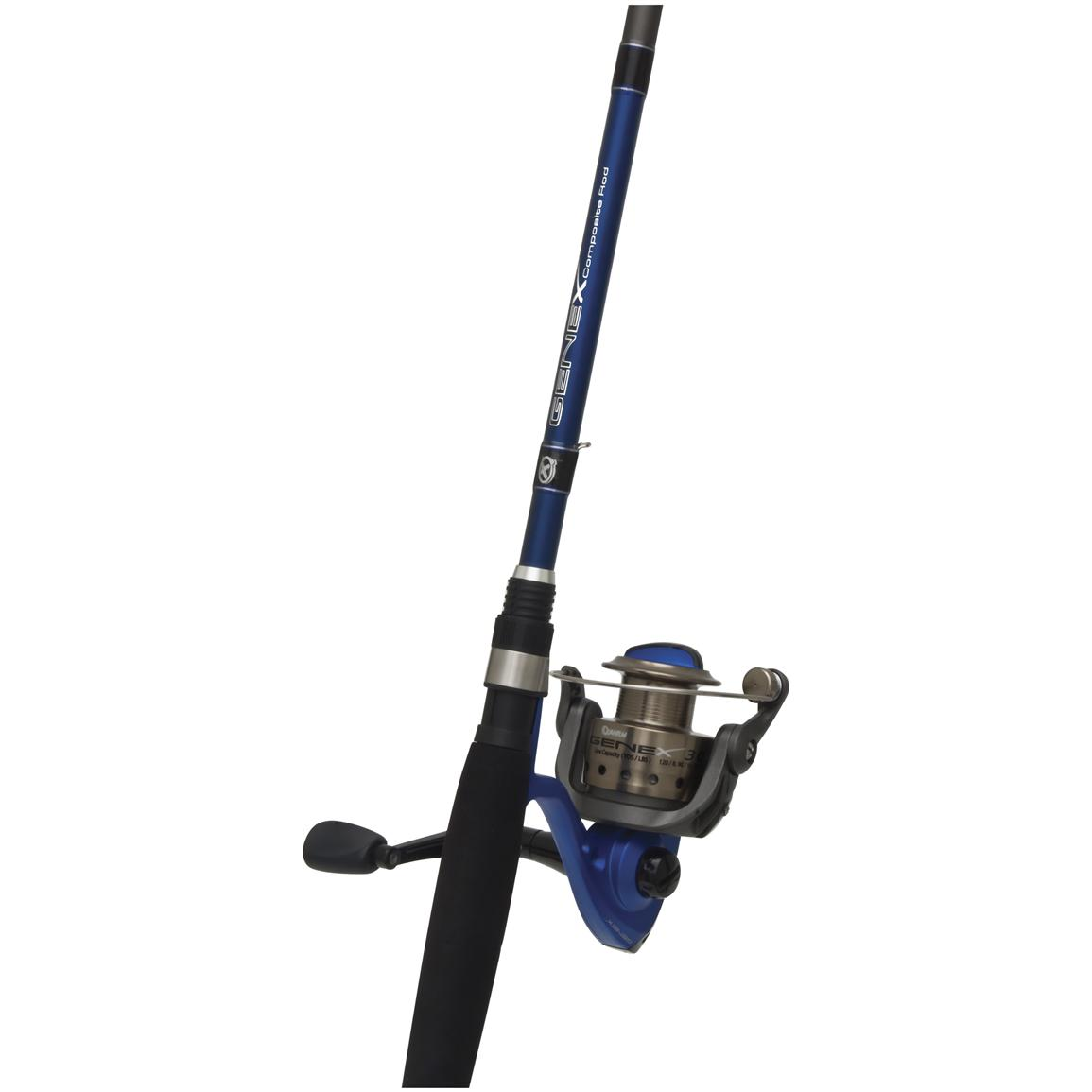 Spinning rod reel combos for Fishing rod reel combo