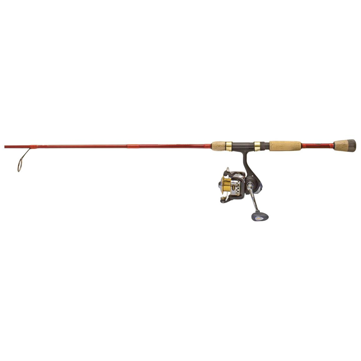 Lew's® Speed Spin® Spinning Rod & Reel Combo
