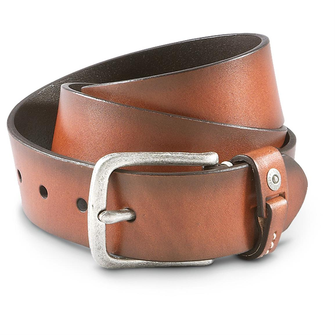Carhartt® Rivet Belt, Brown