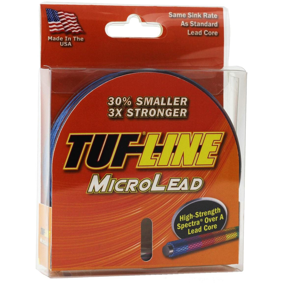 Tuf-Line Microlead Core Line, 100-yds.