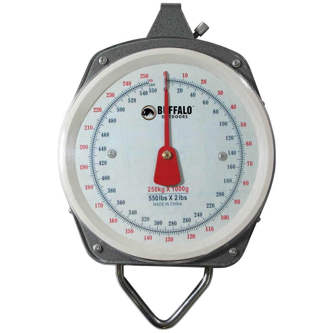 Buffalo Outdoor 550 lbs. Hanging Scale