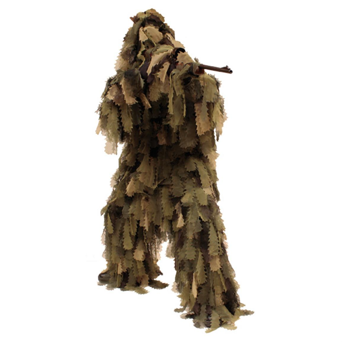 Red Rock Outdoor Gear™ Big Game Ghillie Suit, Backwoods