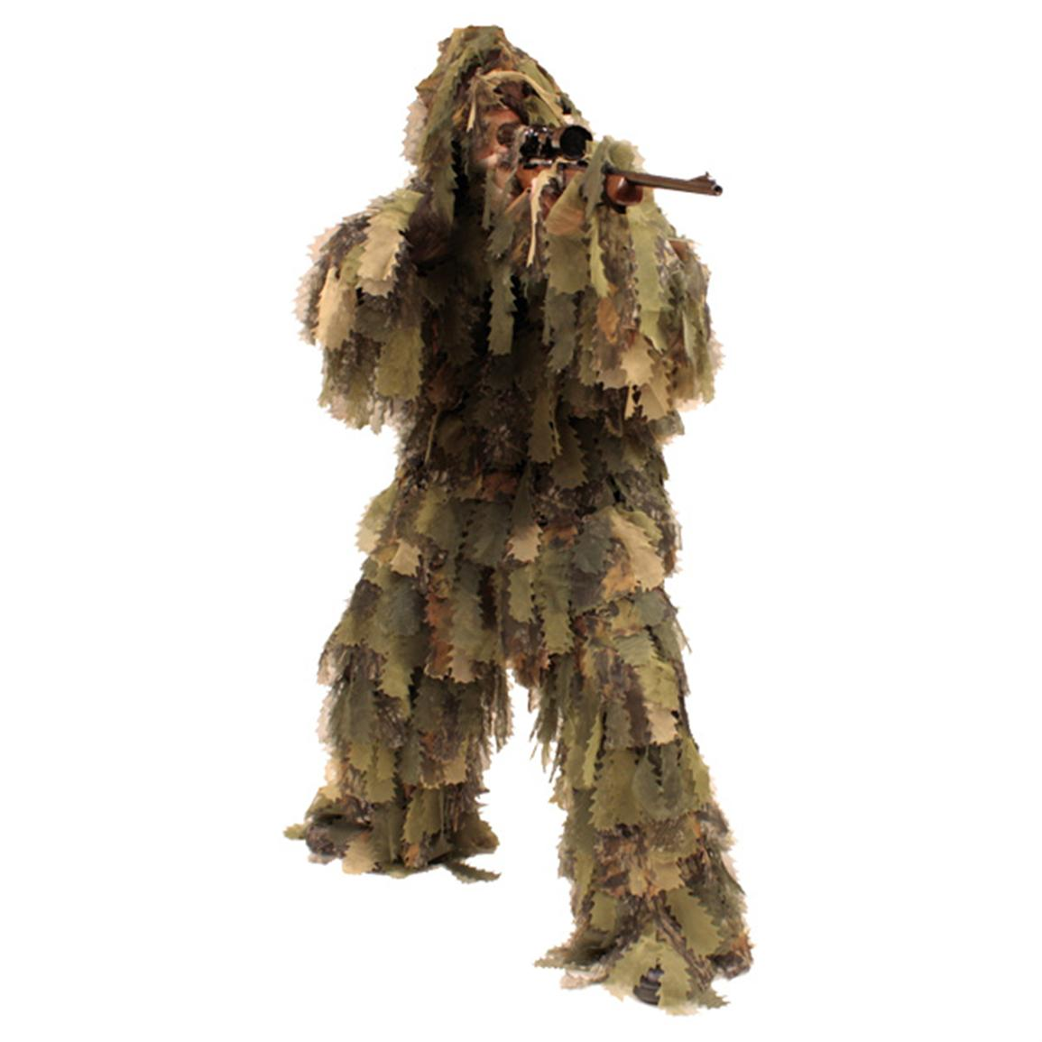 red rock ghillie suit review