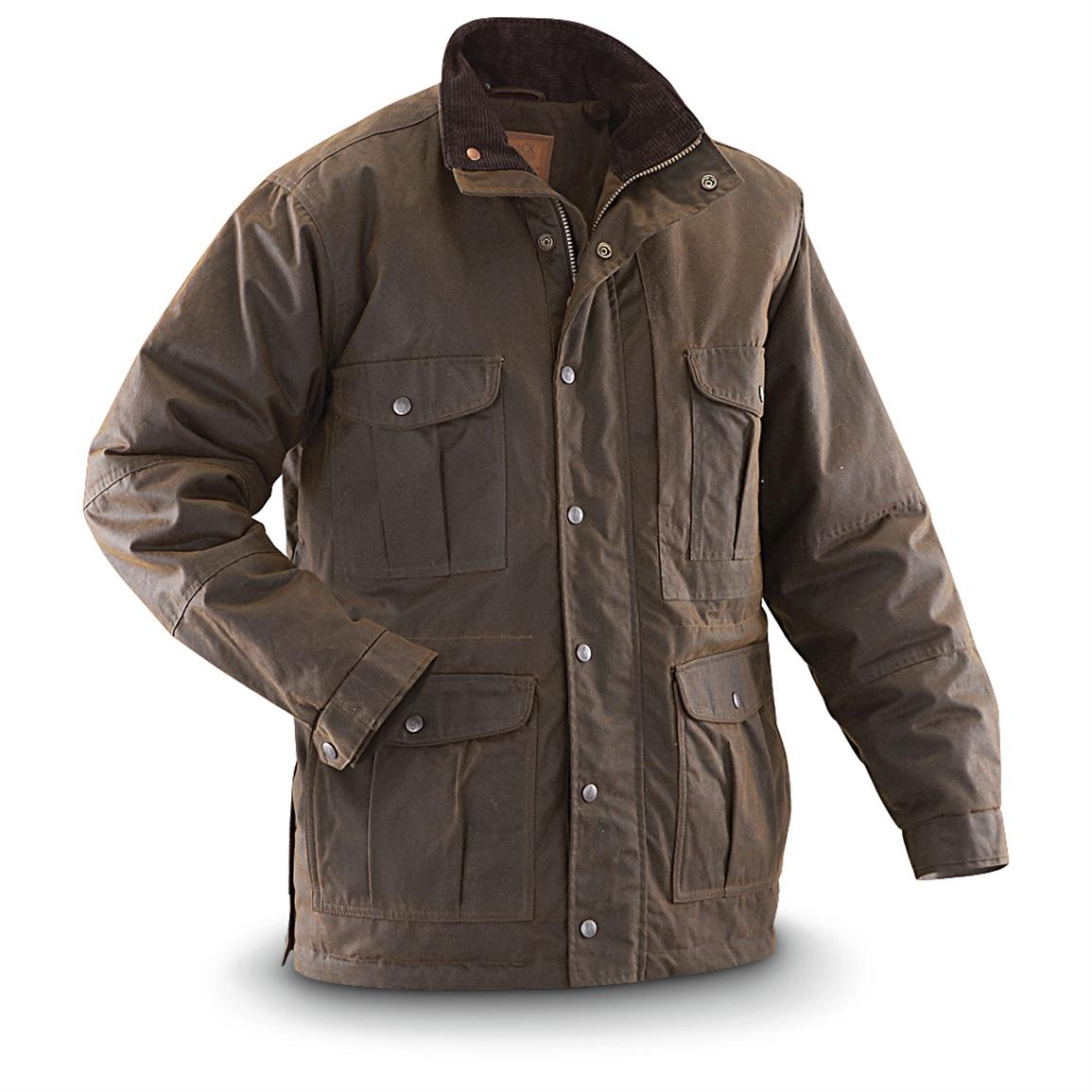 Outback Trading Company Conceal and Carry Buranda Jacket, Bronze