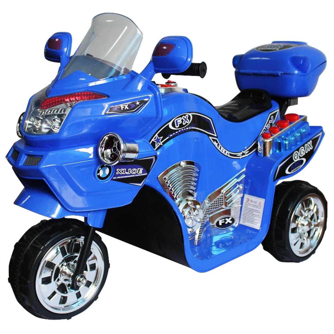 Lil' Rider™ FX 3-wheel Battery-powered Bike, Blue