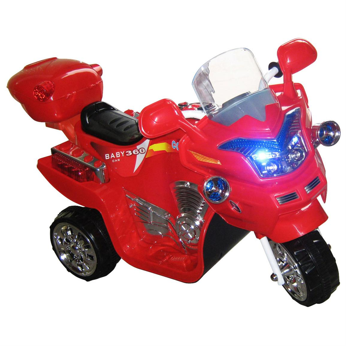 Lil' Rider™ FX 3-wheel Battery-powered Bike, Red