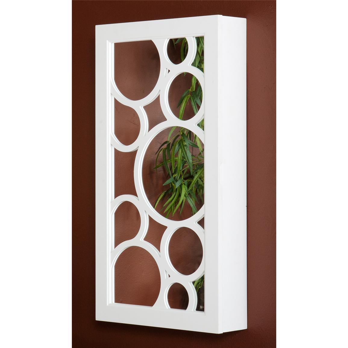 Holly & Martin™ Zoey Wall-mount Jewelry Armoire