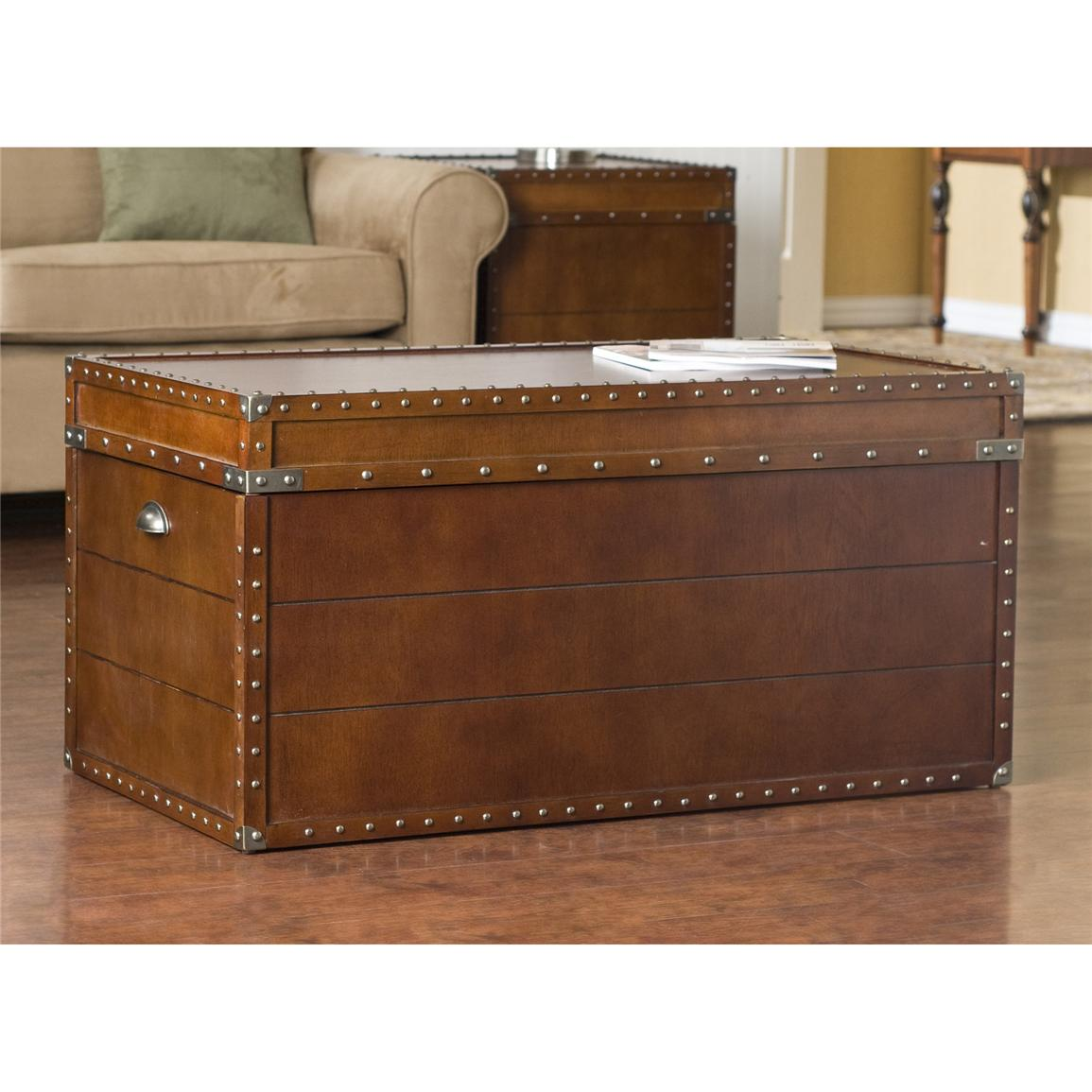 Holly & Martin™ Bristol Trunk Cocktail Table