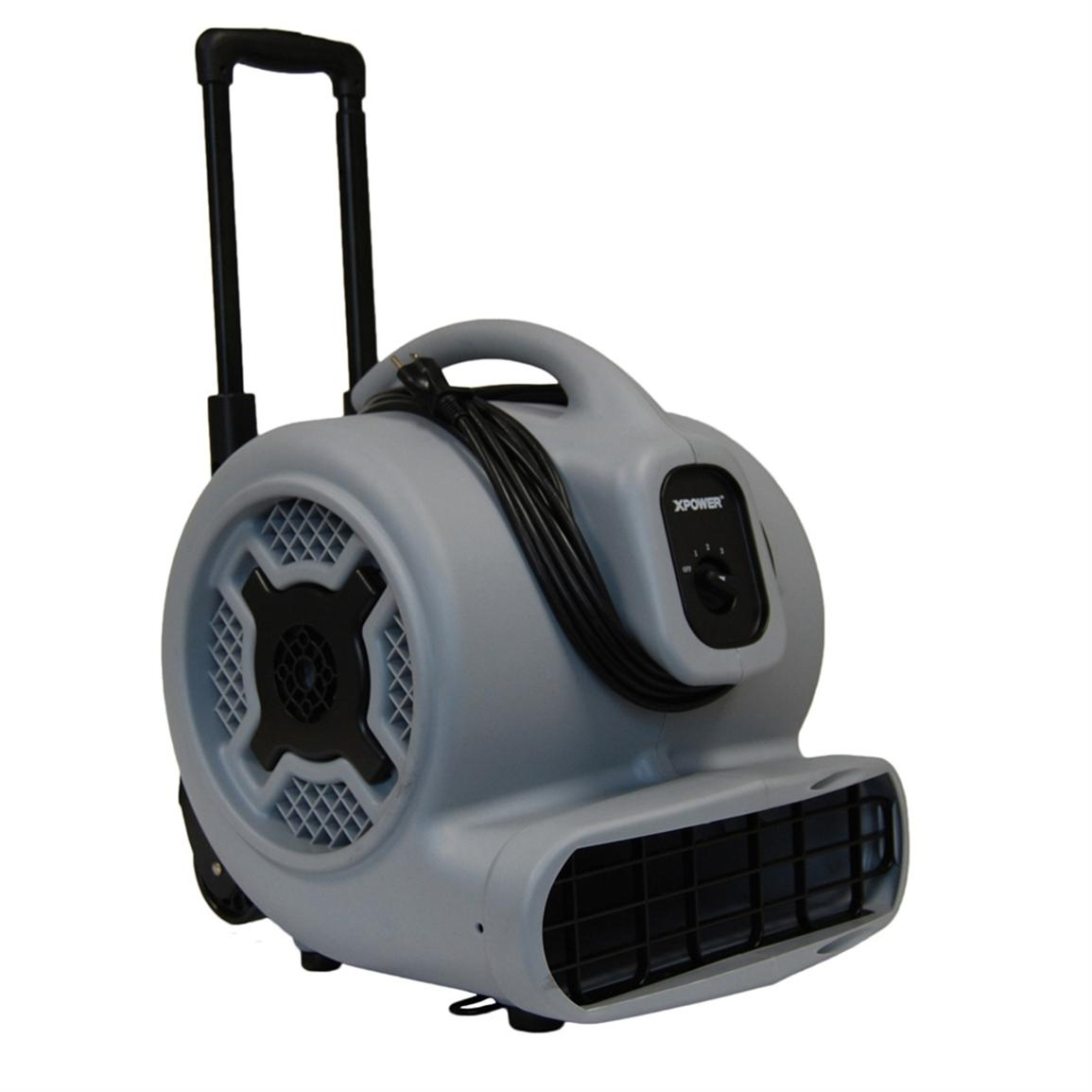 XPower® 3/4-HP Multi Purpose Air Mover / Dryer