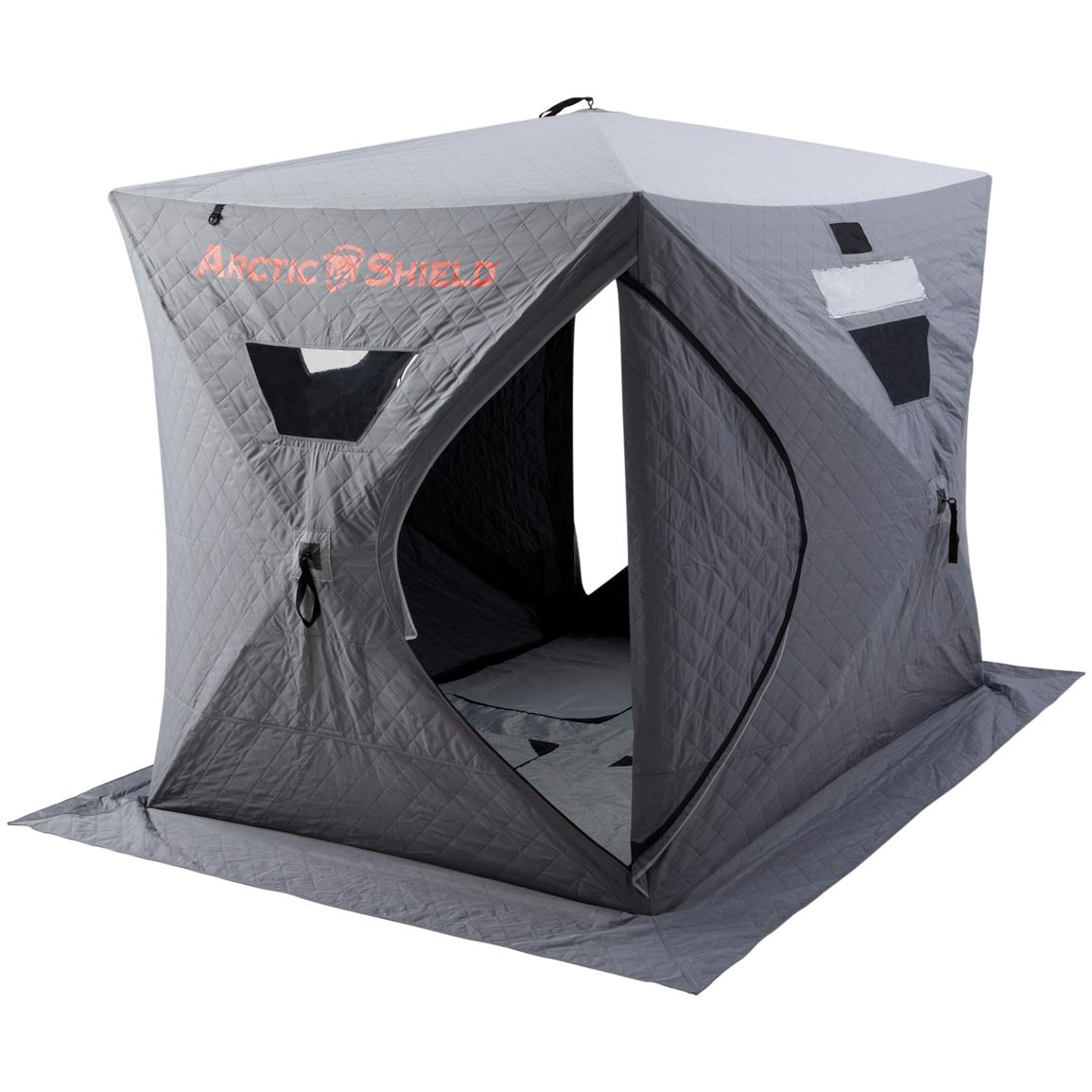 Onyx ArcticShield Double Layer Quilted Ice Shelter