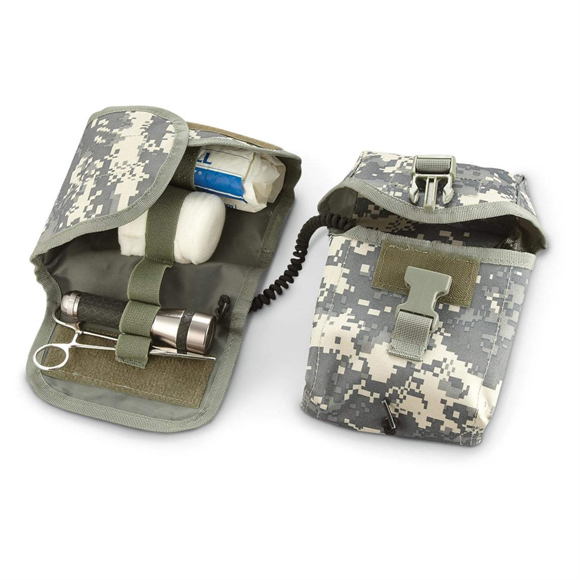Voodoo Tactical™ First Aid Pouch, Army Digital