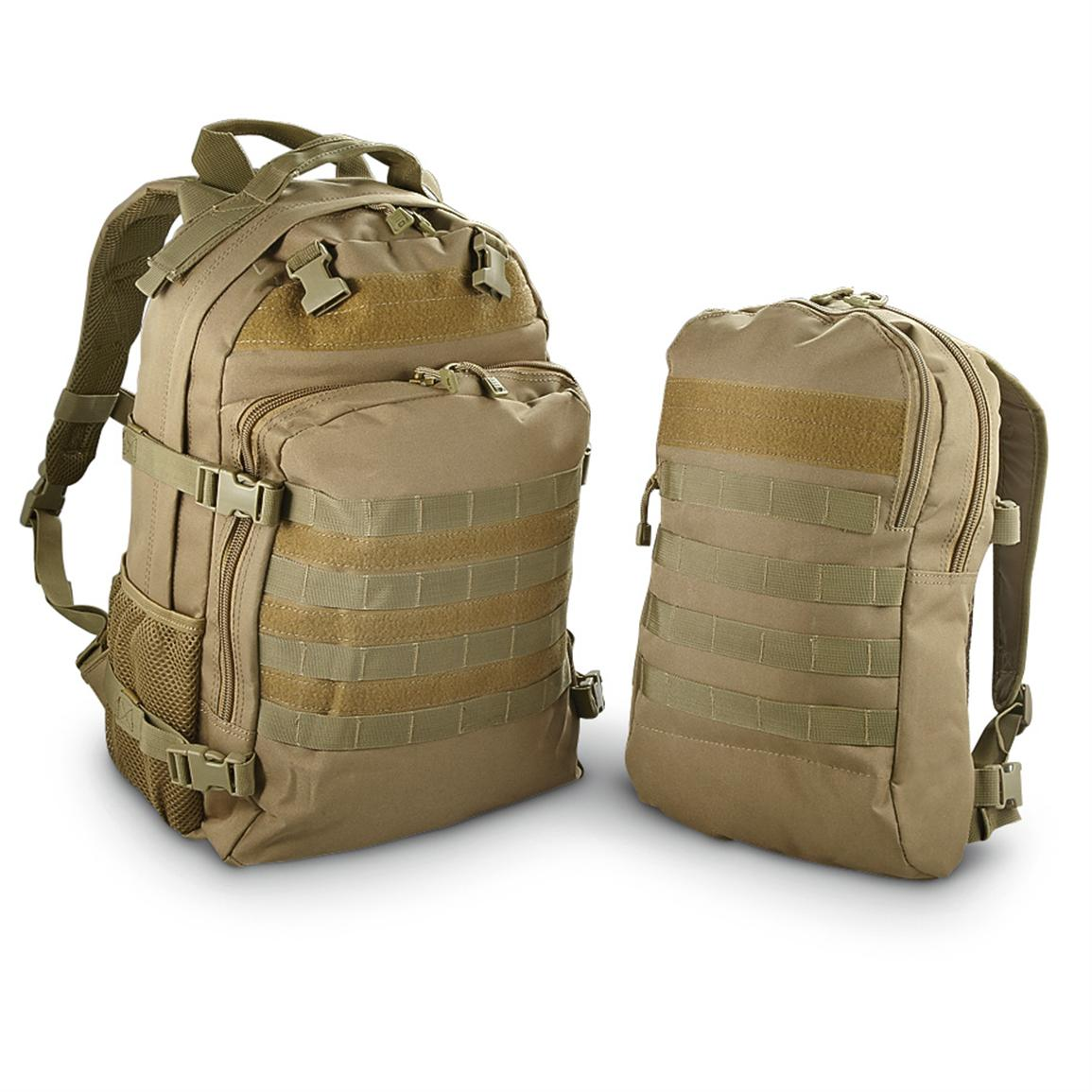 Fox Tactical™ Dual Tactical Pack System