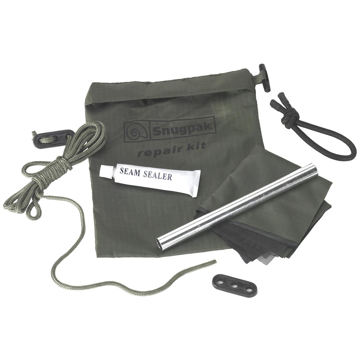 DAC® Featherlite NSL® anodized aluminum poles with Pressfitu0026#153 connectors · Snugpak The Bunker Tactical Shelter Tent. Click to zoom  sc 1 st  Sportsmanu0027s Guide & Snugpak The Bunker Tactical Shelter Tent - 302549 Backpacking ...
