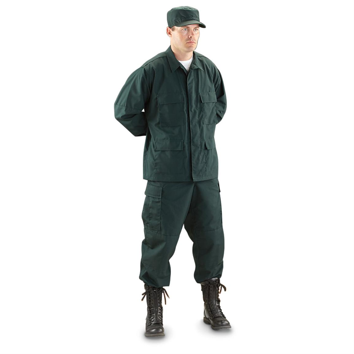 HQ ISSUE™ Military-style BDU Clothing
