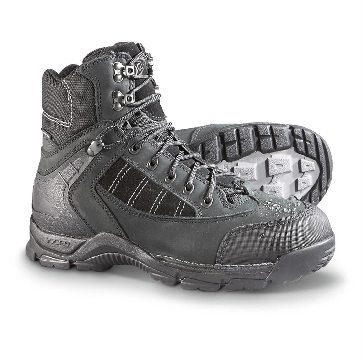 Men's Danner® Roughhouse Mountain 400 gram Thinsulate™ Ultra Insulation GORE-TEX® Boots, Black