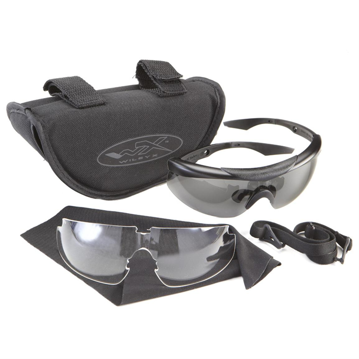 Wiley X® Talon 2 Safety / Shooting Sunglasses