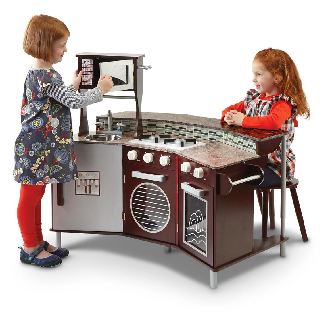 Teamson 174 My Little Chef Deluxe Kitchen Play Set 311117