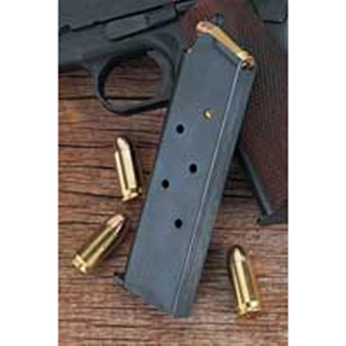 7-rd. 1911 Mags