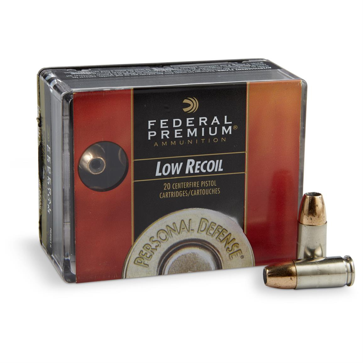 Pistol and Revolver Ammunition