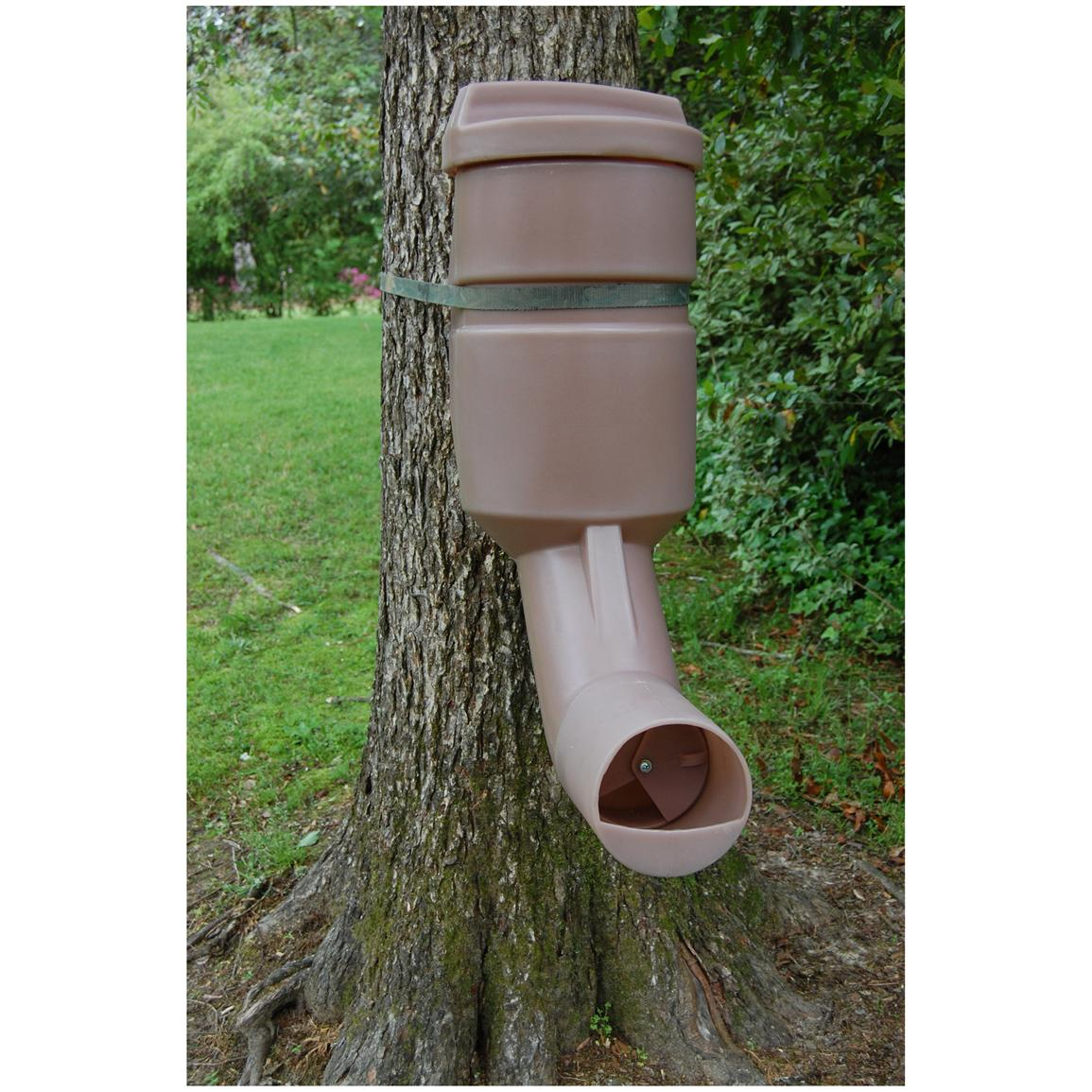 Southern Outdoor Technologies MAX-75 Deer Feeder, Tan
