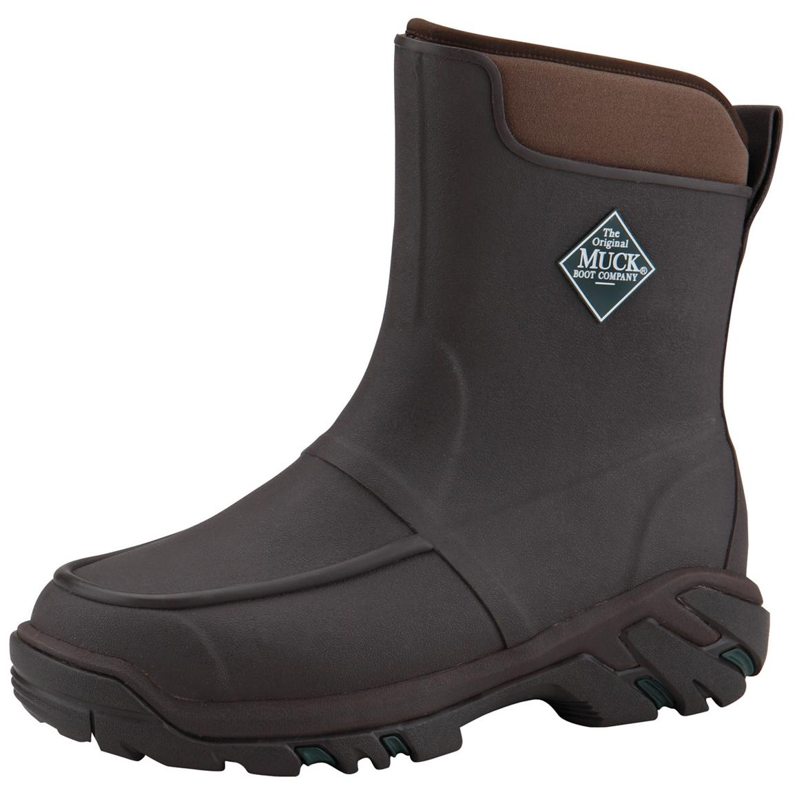 Men&39s Muck Boots™ 10&quot Uplander HG Waterproof Rubber Hunting Boots