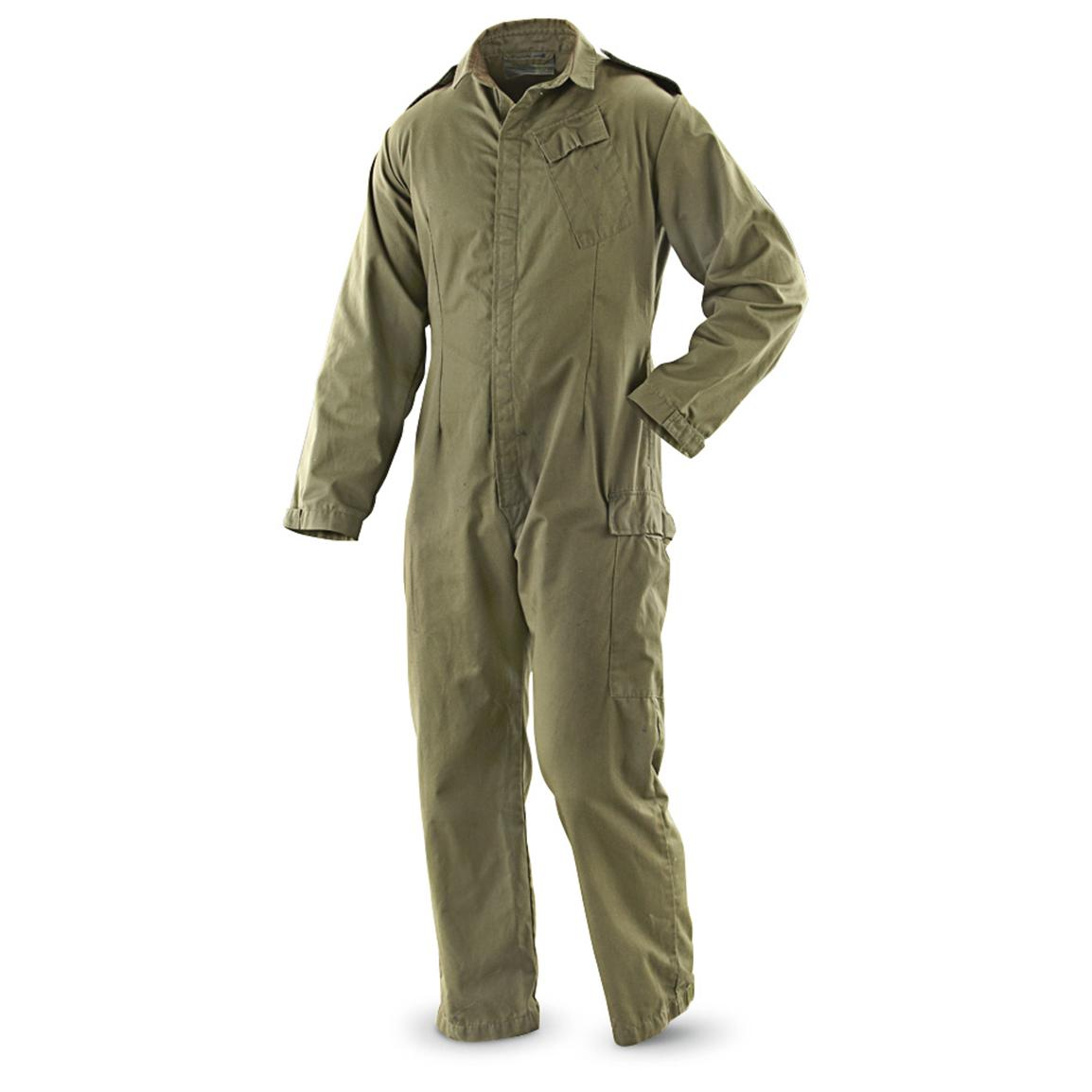 British Military Surplus Work Coveralls, Like New