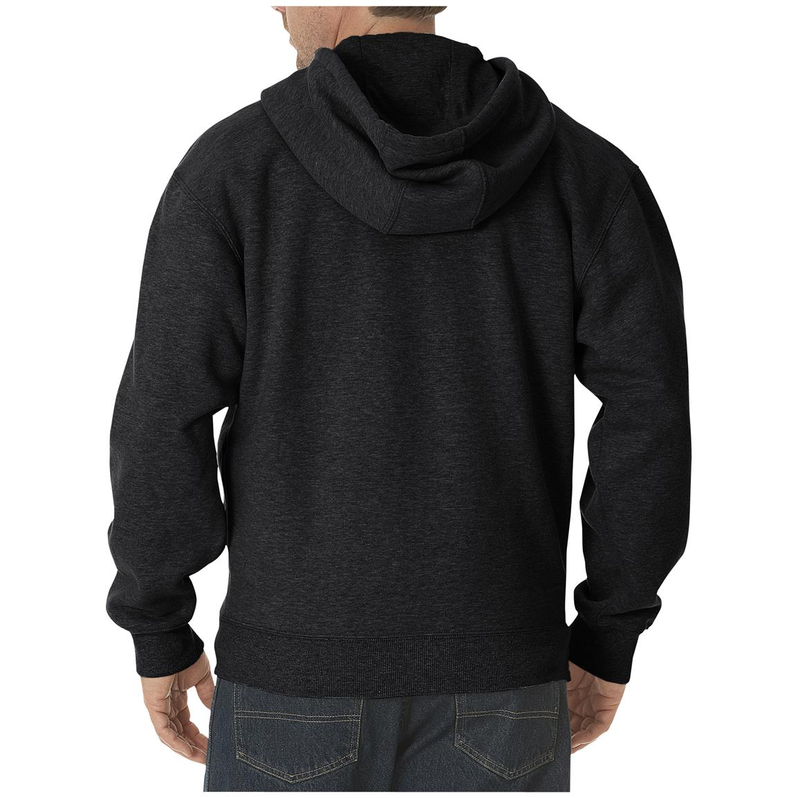 3-Pc. hood with drawstring closure