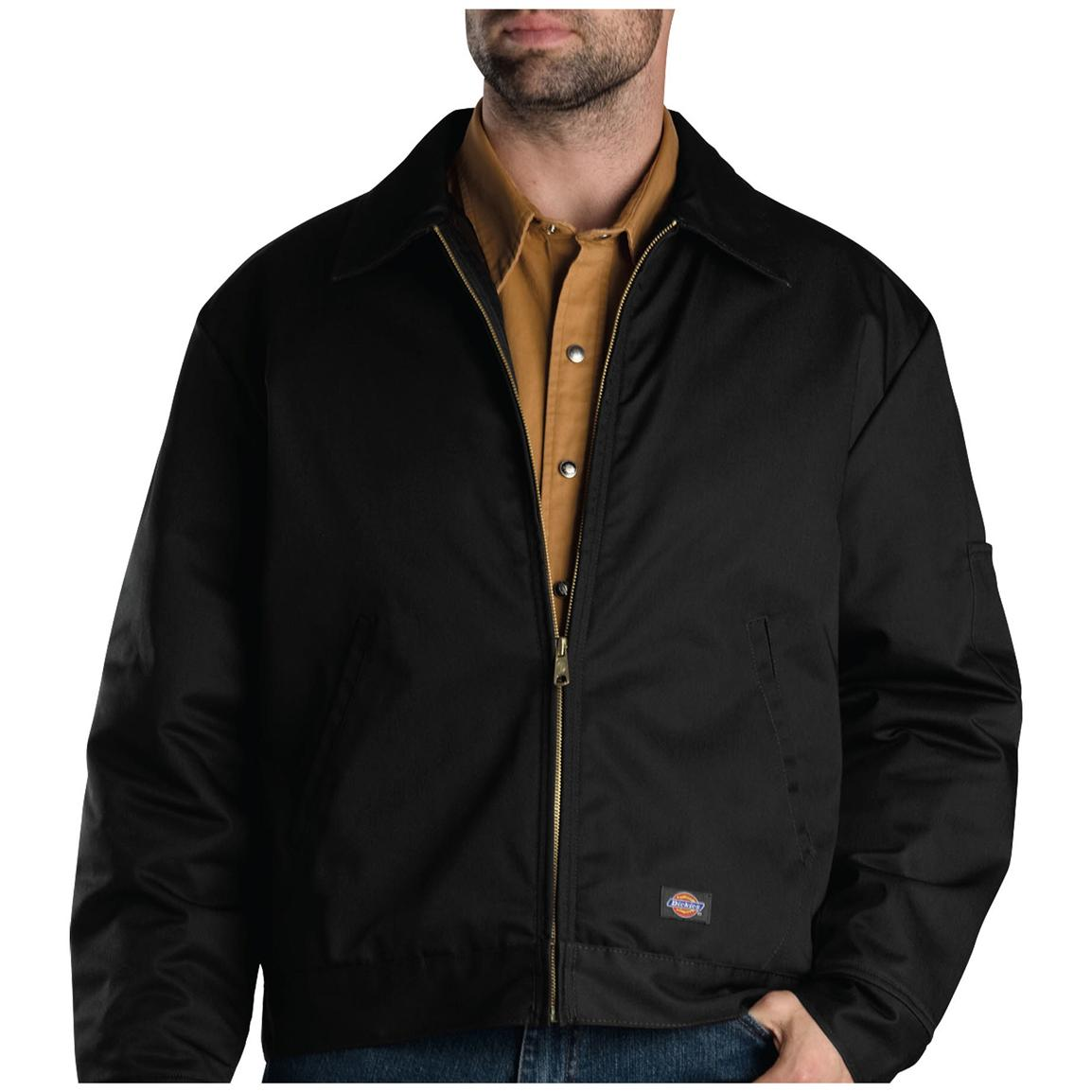 Dickies® Eisenhower Insulated Jacket, Black